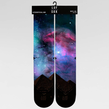 LUF SOX Chaussettes Classics Arabian Nights multicolore