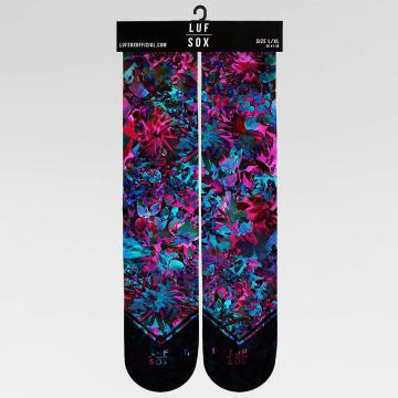LUF SOX Skarpetki Classics Coral Flower kolorowy