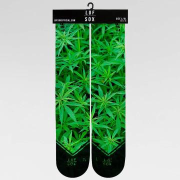 LUF SOX Socken Classics Ganja grün