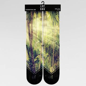 LUF SOX Socks Classics Jungle green