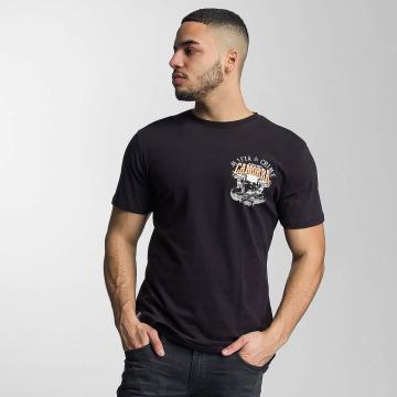 Mafia & Crime Camiseta Camorra negro