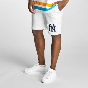 Majestic Athletic Short NY Yankees white