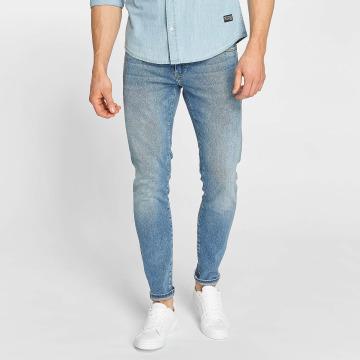 Mavi Jeans Джинсы прямого покроя Leo синий