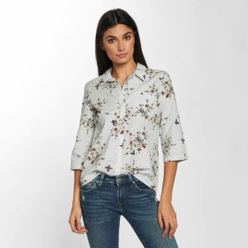 Mavi Jeans Blouse/Tunic Printed grey