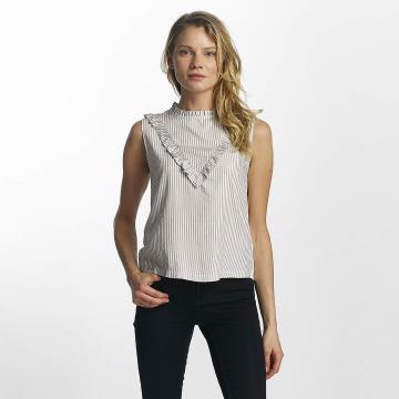 Mavi Jeans Blouse Stripe Shirt wit