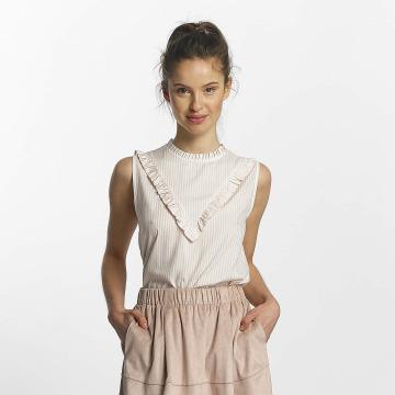 Mavi Jeans Blusa / Túnica Stripe Shirt rosa