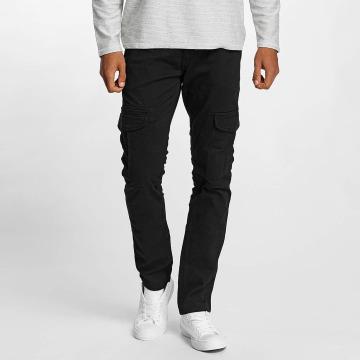 Mavi Jeans Cargobroek Yves Cargo zwart