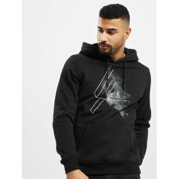Merchcode Bluzy z kapturem Linkin Park Logo czarny