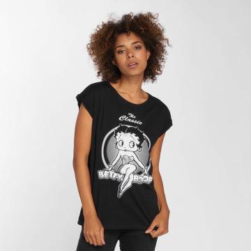 Merchcode Camiseta Betty Boop The Classic negro