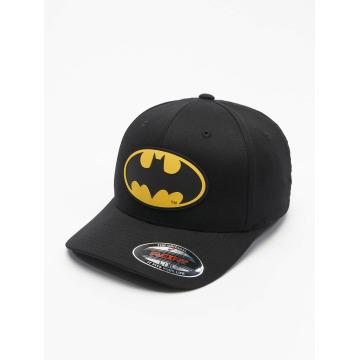 Merchcode Casquette Flex Fitted Batman noir