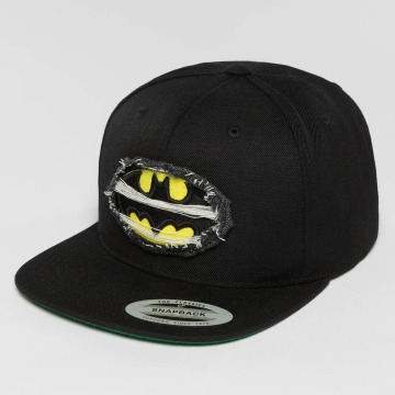 Merchcode Casquette Snapback & Strapback Batman Destroyed noir