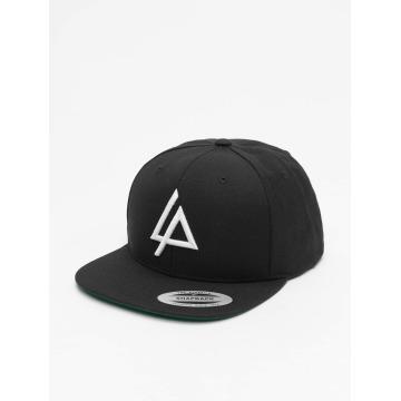 Merchcode snapback cap Linkin Park Logo zwart