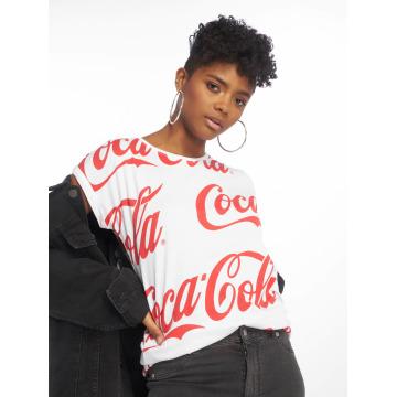 Merchcode T-shirt Coca Cola vit