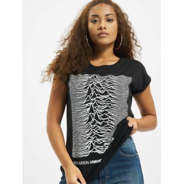 Merchcode t-shirt Ladies Joy Divison UP zwart