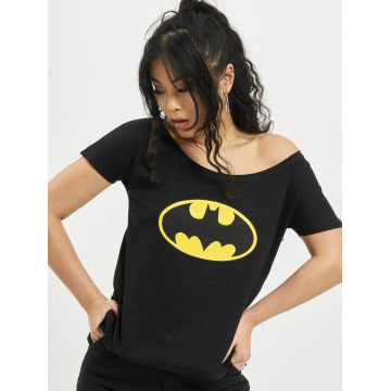 Merchcode T-shirts Batman Logo sort