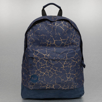 Mi-Pac Plecaki Cracked niebieski