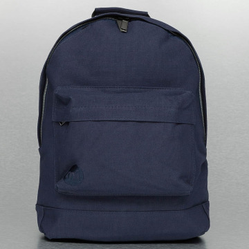 Mi-Pac Plecaki Canvas niebieski
