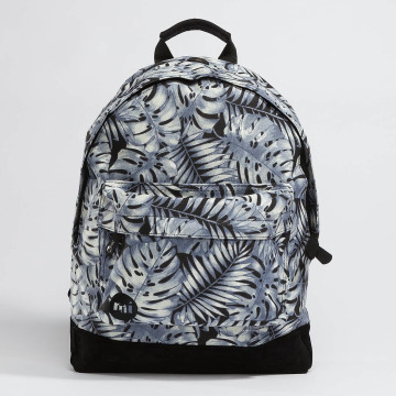 Mi-Pac Sac à Dos Premiums Tropical Leaf gris