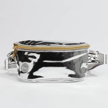 Mi-Pac tas Slim Bum Bag zilver