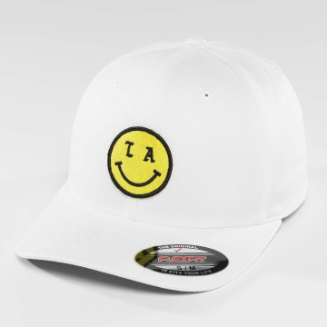 Mister Tee Flexfitted Cap LA Smile wit