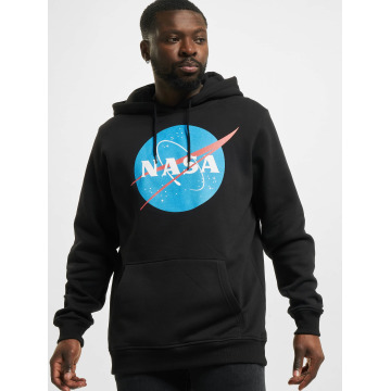 Mister Tee Hoody NASA zwart