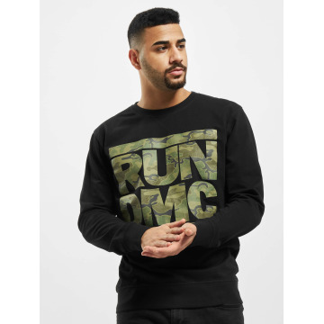Mister Tee Jumper Run DMC Camo black