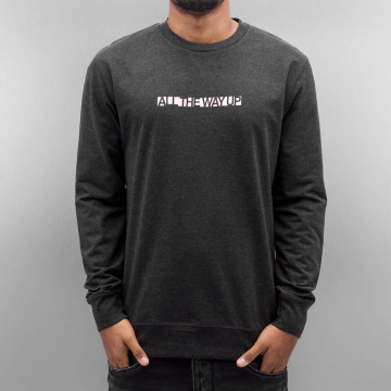 Mister Tee Jumper All The Way Up grey