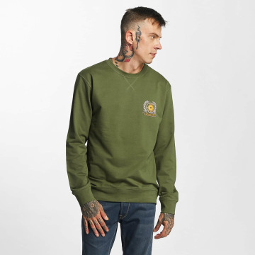 Mister Tee Pullover S.I.N.N. olive