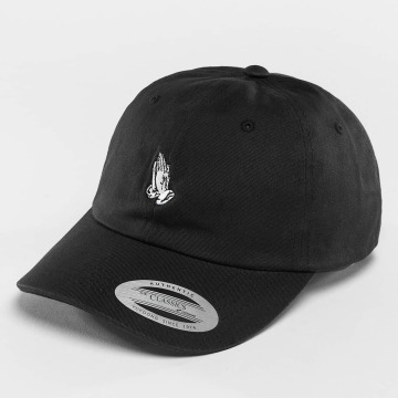Mister Tee snapback cap Pray zwart
