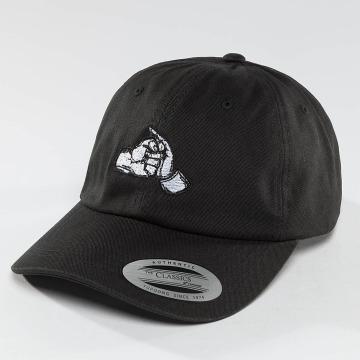 Mister Tee snapback cap Fist Dad zwart
