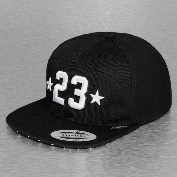 Mister Tee Snapback Caps Legend 23 czarny