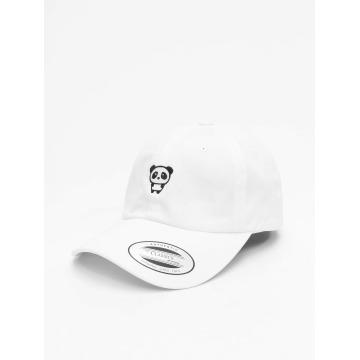 Mister Tee Snapback Caps Panda Dap hvid