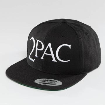 Mister Tee Snapback Caps 2Pac A.E.O.M. sort