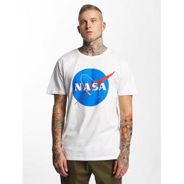 Mister Tee T-paidat NASA valkoinen