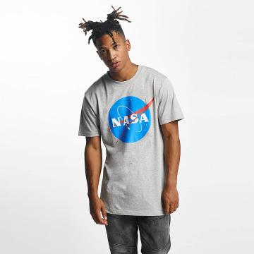 Mister Tee T-Shirt NASA gris