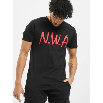 Mister Tee t-shirt N.W.A zwart