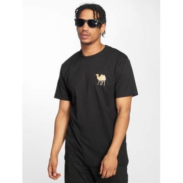 Mister Tee t-shirt Desert Love zwart