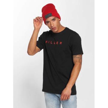 Mister Tee t-shirt Killer zwart