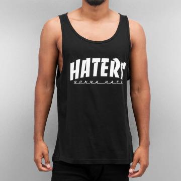 Mister Tee Tank Tops Haters czarny