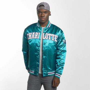 Mitchell & Ness Baseball jack HWC Team Charlotte Hornets turquois