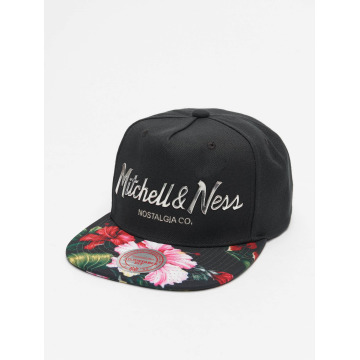 Mitchell & Ness Casquette Snapback & Strapback Tropical Visor Sonic noir