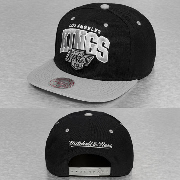 Mitchell & Ness Gorra Snapback Team Arch 2 Tone LA Kings negro