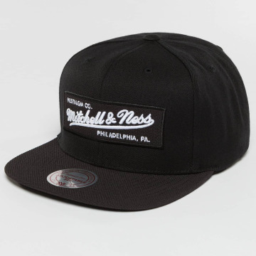 Mitchell & Ness Snapback Full Dollar Own Brand èierna