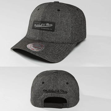 Mitchell & Ness Snapback 110 Dash šedá