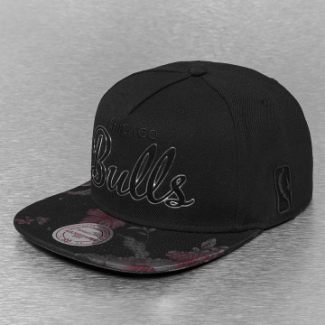 Mitchell & Ness Snapback Cap Eden Sonic Chicago Bulls black