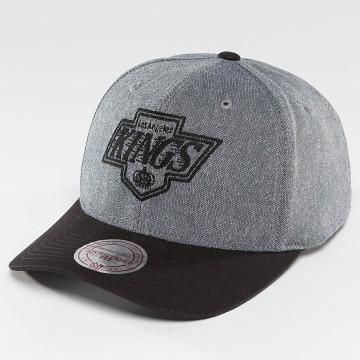 Mitchell & Ness Snapback Cap NHL Link Flexfit 110 LA Kings grau