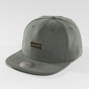 Mitchell & Ness Snapback Cap Own Brand Lincoln grau