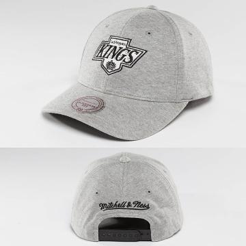 Mitchell & Ness snapback cap NHL Sweat LA Kings grijs