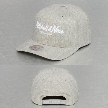 Mitchell & Ness snapback cap 110 OB Pinscript grijs