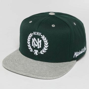 Mitchell & Ness snapback cap The 2-Tone groen